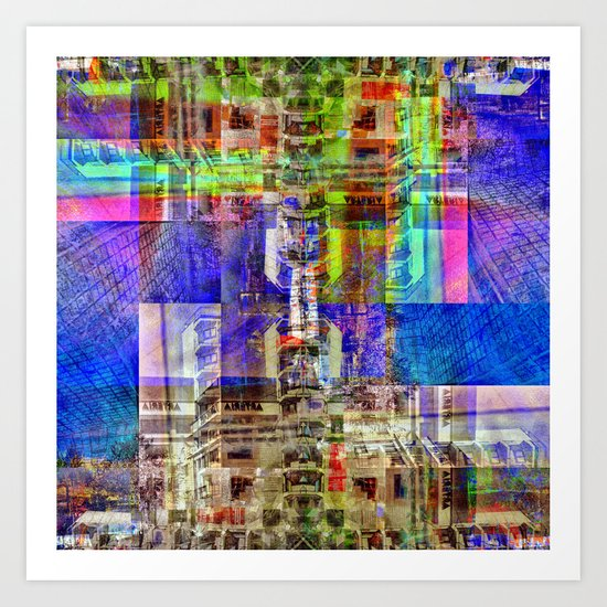 Saturday 13 April 2013: mightily, take yonder makeover instance on its tap Art Print