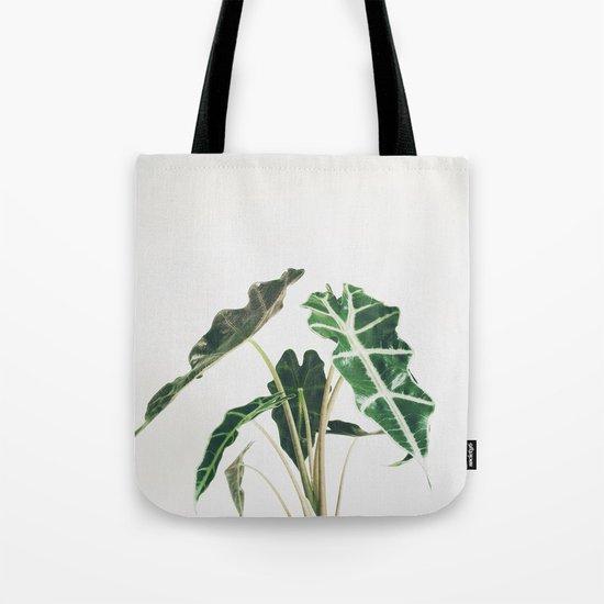 Elephant Ear Tote Bag