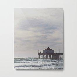 Coast to Coast Metal Print