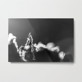 Reach For The Light Metal Print