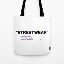 """""""STREETWEAR"""" Tote Bag"""