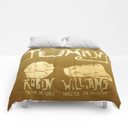 Jumanji Movie Poster Comforters