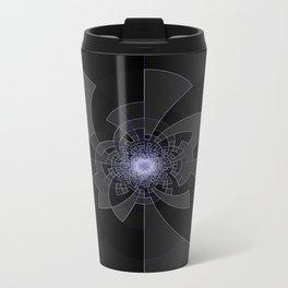 Tron Kaleidoscope Travel Mug