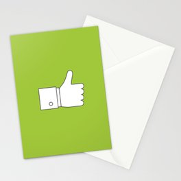 Thumbs up - Influencer's Paradise Stationery Cards