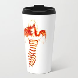 Fiery Water Faery Travel Mug