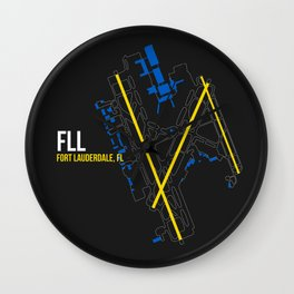FLL Wall Clock
