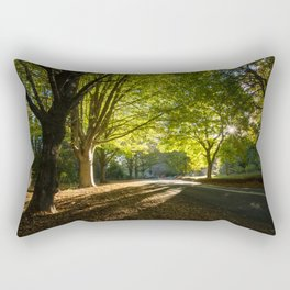 The Avenue, Mount Wilson, Blue Mountains Rectangular Pillow