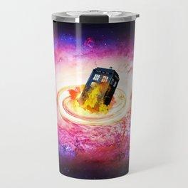 Tardis Black Hole Travel Mug
