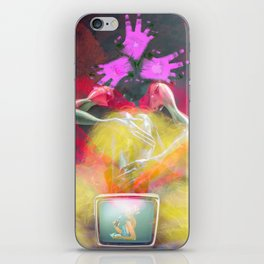 Till Death Do Us Apart iPhone Skin