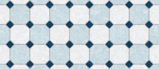 Sky Blue Classic Floor Tile Texture Coffee Mug By Textures Society6