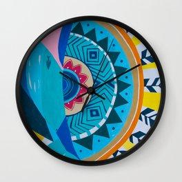 Vitamin Sea Wall Clock