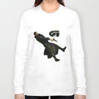 matrix Long Sleeve T-shirts featuring Matrix by Beastie Toyz