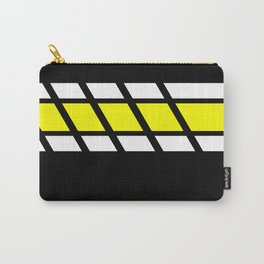 Team Colors 4...yellow Carry-All Pouch