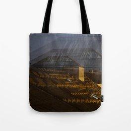 Deconstruction #16 Tote Bag