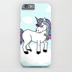 Kawaii unicorn Slim Case iPhone 6s