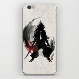 Corporate Samurai iPhone Skin