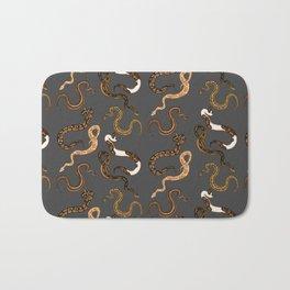 Plenty of Pythons - Dark Bath Mat