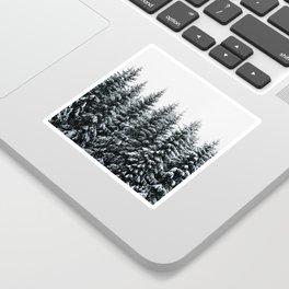 The White Bunch Sticker