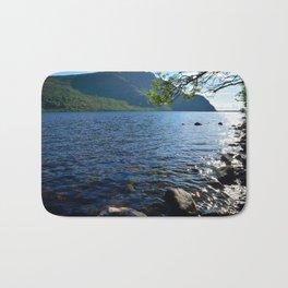 ennerdale lake Bath Mat