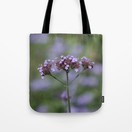 Soft Purple Tote Bag