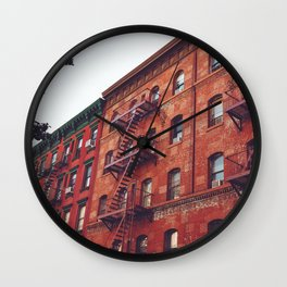 Little Italy Wall Clock
