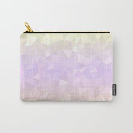 Pastel Ombre 3 Carry-All Pouch