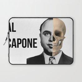 Capone Skull Laptop Sleeve