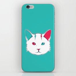 Zachary the Cat iPhone Skin