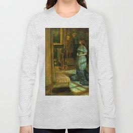 "John Everett Millais ""The Eve of Saint Agnes"" Long Sleeve T-shirt"