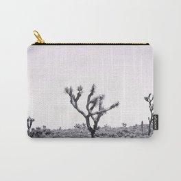 Joshua Tree Monochrome, No. 2 Carry-All Pouch