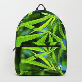 Pot Pattern Backpack