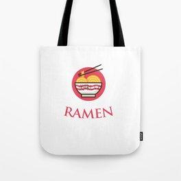 Oishi Ramen Delicious Japanese Noodles Tote Bag