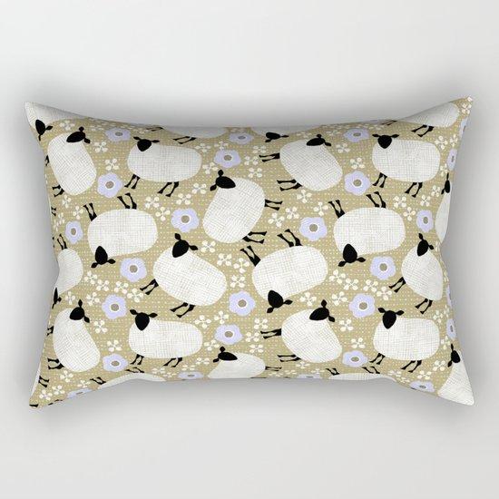 wooly Rectangular Pillow