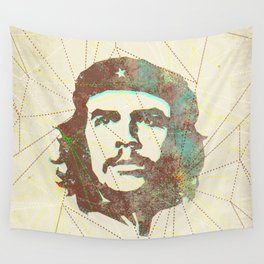 Che's vision Wall Tapestry