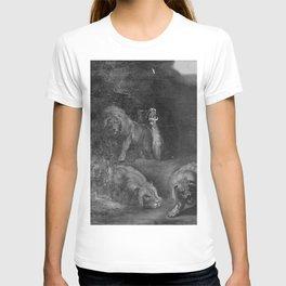 Peter Paul Rubens - Den of Lions T-shirt