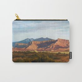 Moab Summer Evening Carry-All Pouch