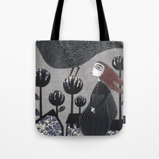 Parting Tote Bag