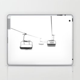 Lifts from and to nowhere Laptop & iPad Skin