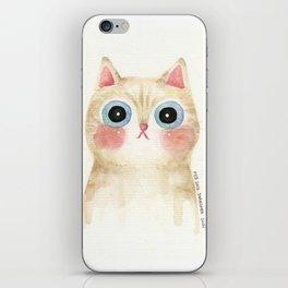 Cognac the Cat iPhone Skin