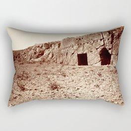 Turkey, 1870, Rectangular Pillow