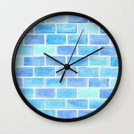 Brick Wall Clock