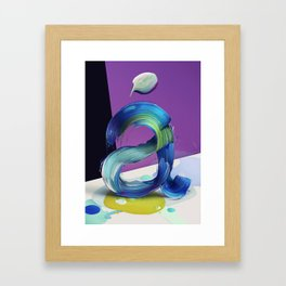 Atypical 1 Framed Art Print