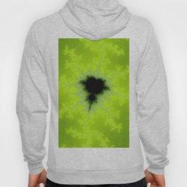 Fractal Mandelbrot Green Hoody