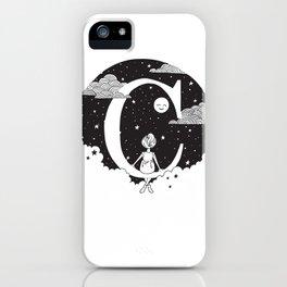 Dreamy C iPhone Case