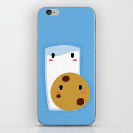 Milk and Cookie iPhone Skin