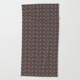 Floral dream Beach Towel
