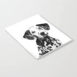 Dalmatian Puppy Notebook