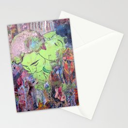 The Scent of Ms. Ooh La La Stationery Cards