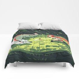 Duel Comforters