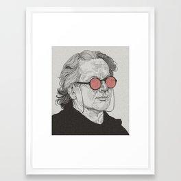 George Miller Framed Art Print